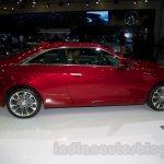 2015 Cadillac ATS at the 2014 Moscow Motor Show profile
