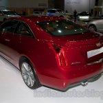 2015 Cadillac ATS at the 2014 Moscow Motor Show rear quarter