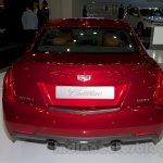 2015 Cadillac ATS at the 2014 Moscow Motor Show rear