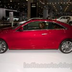 2015 Cadillac ATS at the 2014 Moscow Motor Show side