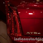 2015 Cadillac ATS at the 2014 Moscow Motor Show taillight