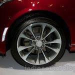 2015 Cadillac ATS at the 2014 Moscow Motor Show wheel