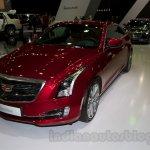 2015 Cadillac ATS at the 2014 Moscow Motor Show