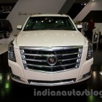 2015 Cadillac Escalade at the 2014 Moscow Motor Show front