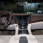 2015 Cadillac Escalade at the 2014 Moscow Motor Show interior