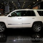2015 Cadillac Escalade at the 2014 Moscow Motor Show side