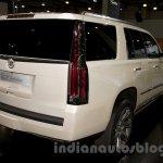 2015 Cadillac Escalade at the 2014 Moscow Motor Show