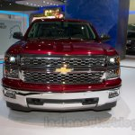 2015 Chevrolet Silverado at the 2014 Moscow Motor Show front