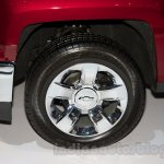 2015 Chevrolet Silverado at the 2014 Moscow Motor Show wheel