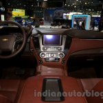 2015 Chevrolet Tahoe at the 2014 Moscow Motor Show interior