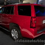 2015 Chevrolet Tahoe at the 2014 Moscow Motor Show rear quarters
