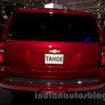 2015 Chevrolet Tahoe at the 2014 Moscow Motor Show rear