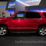 2015 Chevrolet Tahoe at the 2014 Moscow Motor Show side