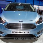 2015 Ford Focus Estate at the 2014 Moscow Motor Show front
