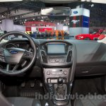 2015 Ford Focus Estate at the 2014 Moscow Motor Show interior