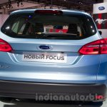 2015 Ford Focus Estate at the 2014 Moscow Motor Show rear