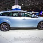 2015 Ford Focus Estate at the 2014 Moscow Motor Show side