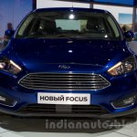 2015 Ford Focus at the 2014 Moscow Motor Show front