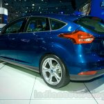 2015 Ford Focus at the 2014 Moscow Motor Show rear quarters