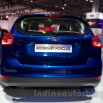2015 Ford Focus at the 2014 Moscow Motor Show rear