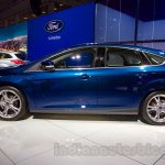 2015 Ford Focus at the 2014 Moscow Motor Show side