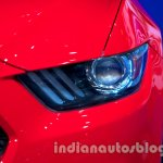 2015 Ford Mustang at the 2014 Moscow Motor Show headlight