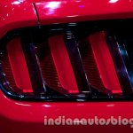 2015 Ford Mustang at the 2014 Moscow Motor Show taillight
