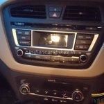 2015 Hyundai Elite i20 interior spied