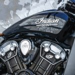 2015 Indian Scout Engine