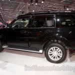 2015 Mitsubishi Pajero Facelift at the 2014 Moscow Motor Show rear quarter