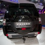 2015 Mitsubishi Pajero Facelift at the 2014 Moscow Motor Show rear