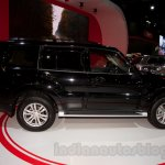 2015 Mitsubishi Pajero Facelift at the 2014 Moscow Motor Show side
