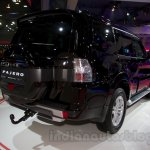 2015 Mitsubishi Pajero Facelift at the 2014 Moscow Motor Show