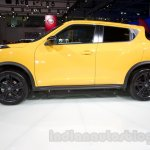 2015 Nissan Juke at the 2014 Moscow Motor Show side