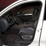 2015 VW Touareg facelift at the 2014 Moscow Motor Show front seat