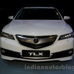 Acura TLX front at the 2014 Moscow Motor Show