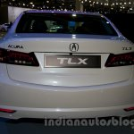 Acura TLX rear at the 2014 Moscow Motor Show
