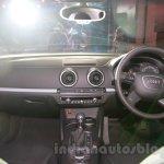 Audi A3 Sedan launch image interior