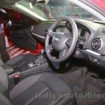 Audi A3 Sedan launch image steering