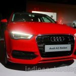 Audi A3 Sedan launch image