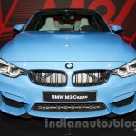 BMW M3 Sedan at the 2014 Moscow Motor Show front