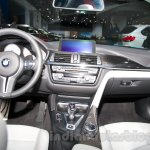 BMW M3 Sedan at the 2014 Moscow Motor Show interior