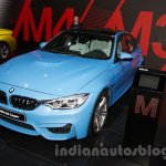 BMW M3 Sedan at the 2014 Moscow Motor Show