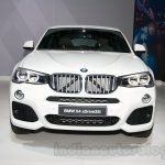 BMW X4 at the 2014 Moscow Motor Show front