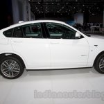 BMW X4 at the 2014 Moscow Motor Show profile