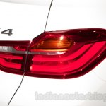BMW X4 at the 2014 Moscow Motor Show taillight