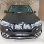 BMW X5 Security Plus at the 2014 Moscow Motor Show front