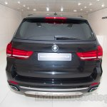 BMW X5 Security Plus at the 2014 Moscow Motor Show rear