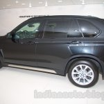 BMW X5 Security Plus at the 2014 Moscow Motor Show side