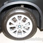 BMW X5 Security Plus at the 2014 Moscow Motor Show wheel